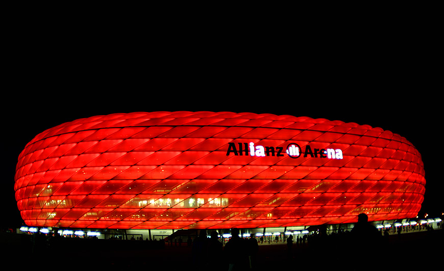 pictures allianz arena photos allianz arena. Black Bedroom Furniture Sets. Home Design Ideas